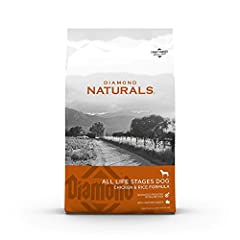 High quality protein made with real CAGE FREE chicken, designed for all life stages, optimal amino acid profile for LEAN, STRONG MUSCLES Premium ingredients with grain and added vitamins & minerals; fruits and vegetables as SUPERFOODS for hard-workin...