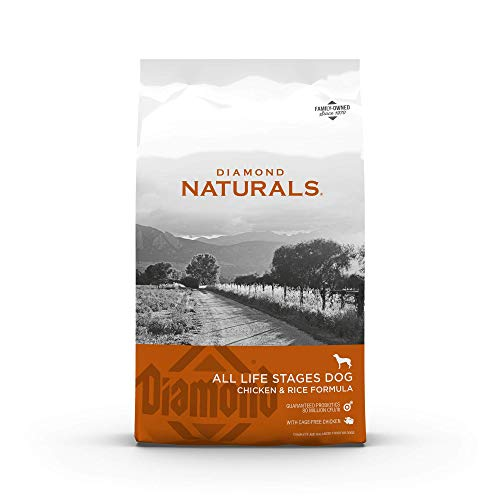 Diamond Naturals Dry Food