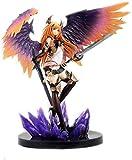 LJXGZY Gift Rage of Bahamut: Dark Angel - 11 41 Pulgadas Versión de Vestido Blanco Colección de Figuras de PVC Modelo de decoración Estatua de Regalo de cumpleaños