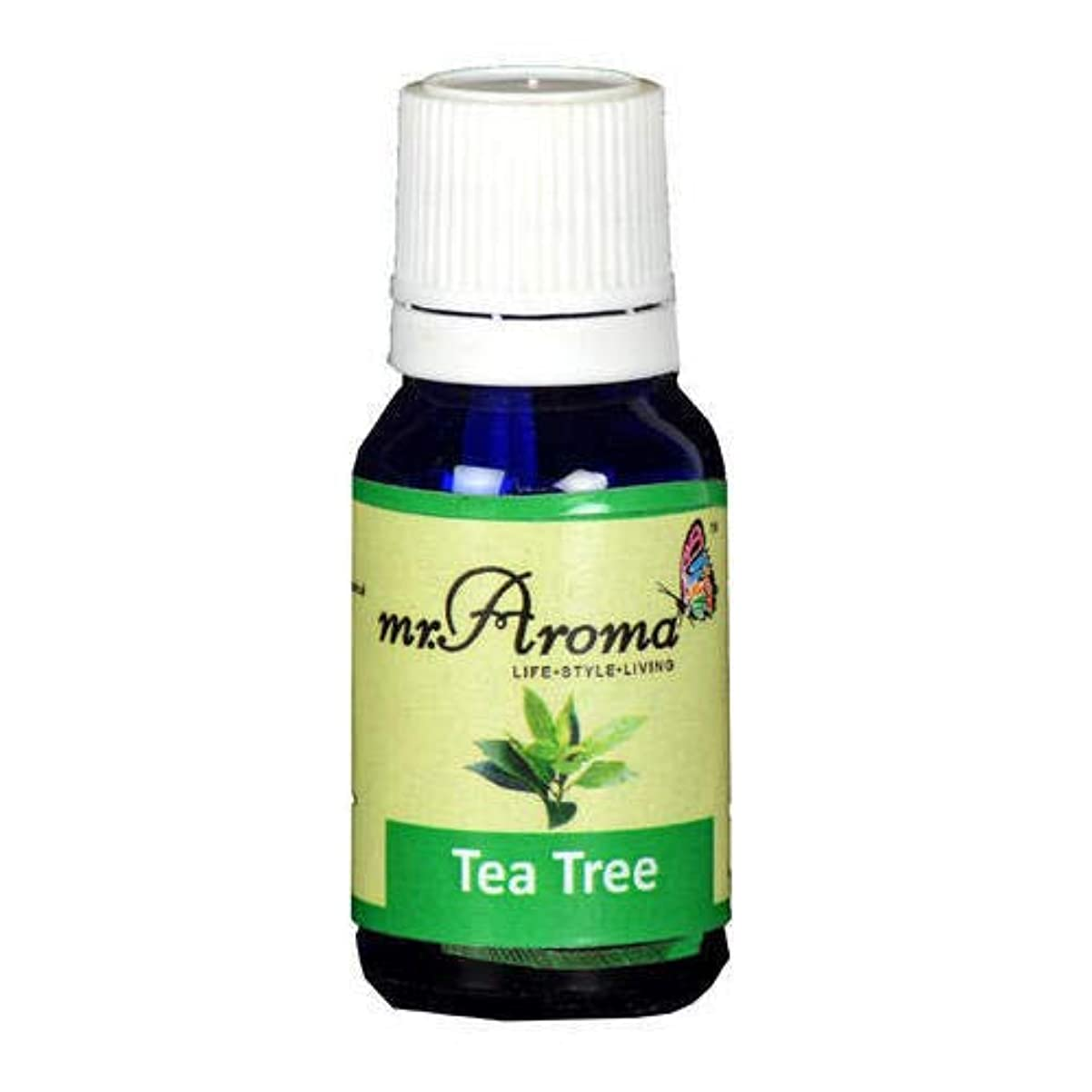 Mr. Aroma Tea Tree Vaporizer/Essential Oil 15ml
