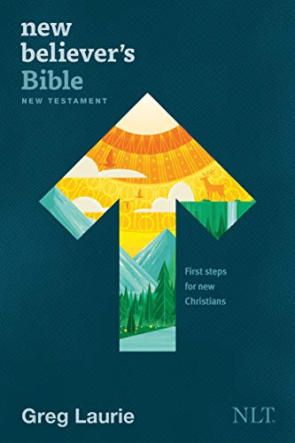 New Believer's New Testament NLT (Softcover)
