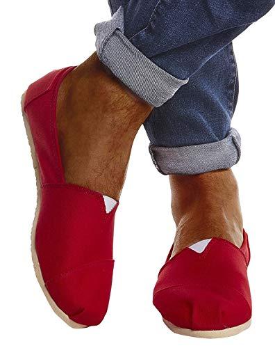 Leif Nelson Hombres Zapatos Alpargatas LN-101