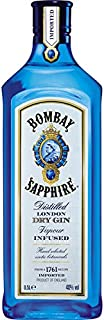 Bombay Sapphire London Dry Gin 6er Pack 6 x 0.5 l