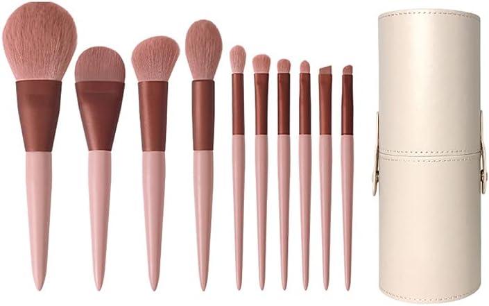Makeup Popular overseas Sale SALE% OFF Brushes 10 Pcs Synthetic Set Premium Eyesh