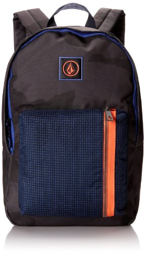Volcom Smalls Backpack Blue/Black One Size