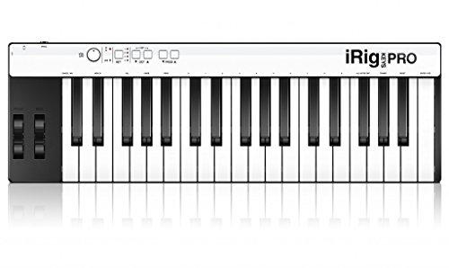 IK Multimedia IPIRIGKEYSPROIN 03-90039 - Teclado MIDI (plástico,...