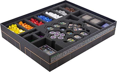 Feldherr Organizer kompatibel mit Gaia Project - Brettspielbox
