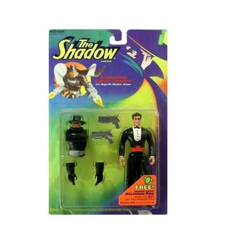 Price comparison product image The Shadow Transforming Lamont Cranston Action Figure