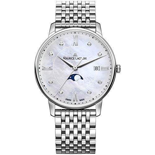 [モーリス・ラクロア] ウォッチ 腕時計 EL1096-SS002-170-1 35mm レディース [並行輸入品]