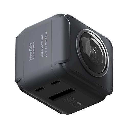 Insta360 One R Twin 64 GB Edition con Modos de ángulo Amplio de 360 Grados y 4K más Tarjeta de Memoria de 64 GB