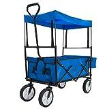 Foldable Pull Along Festival Trolley Hand Cart