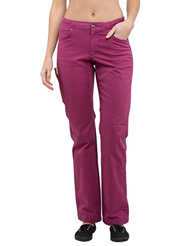 Chillaz Damen Jessy's Hose, Berry, 36