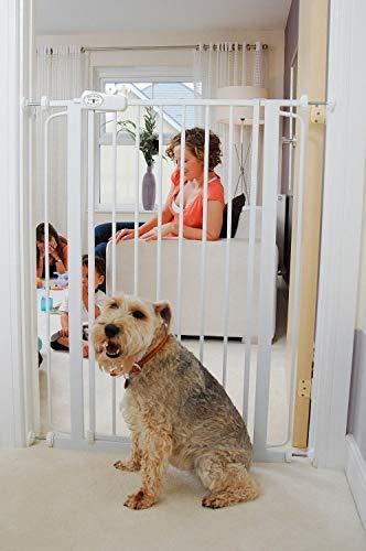 Best Pet Gate Bettacare Pet Gate Extra High 104cm for dogs & children