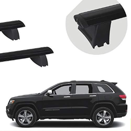 ZBHWYD Tabla de Techo, portaequipajes, Adecuado para Cherokee 2011-2014 Techo de aleación de Aluminio Especial para Jeep Grand Cherokee