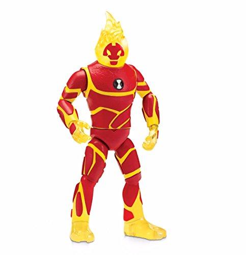 Giochi Preziosi Ben 10 Personaggio Gigante, 30 cm, Inferno, BEN02300
