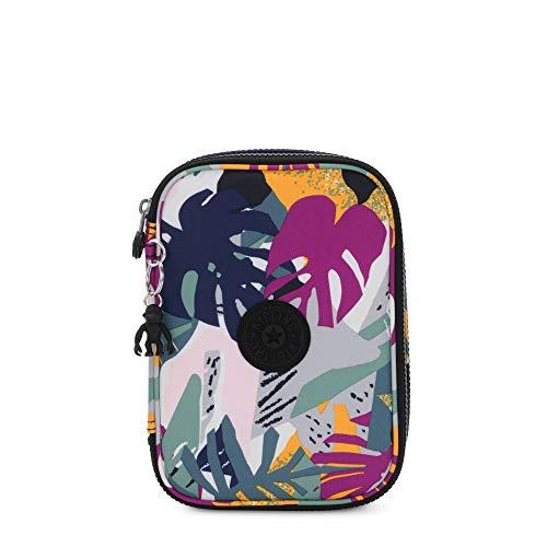 Kipling Damen 100 Pens Case Kosmetik-Necessaire, Aktiver Dschungel, Einheitsgröße