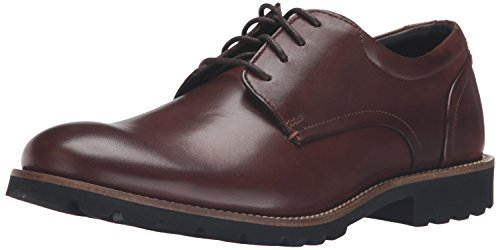 Rockport Men's Colben Oxford- Cll Brown-10 M