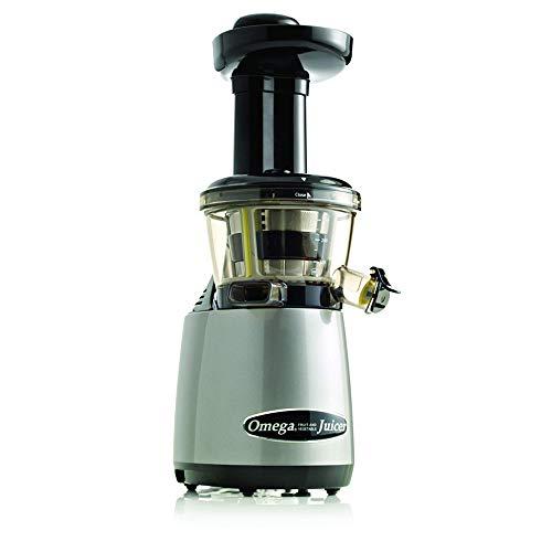 Omega VRT402R HD - Estrattore di succo, verticale,...