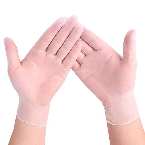 100 Stks Nitril Handschoenen PVC Wegwerp Handschoenen Latex Rubber voedsel Handschoenen Nitril Handschoenen