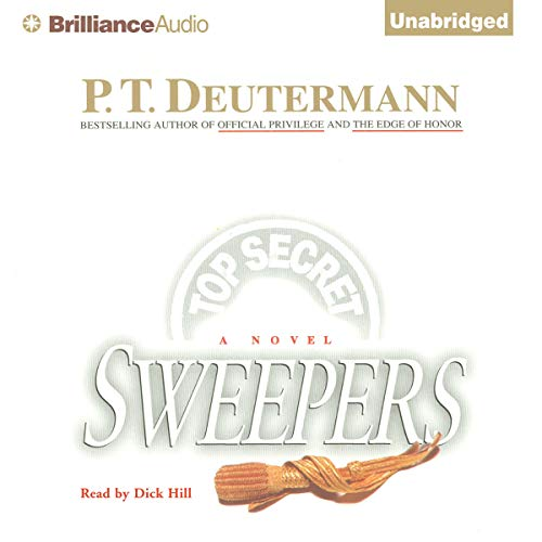 Sweepers Audiobook By P. T. Deutermann cover art