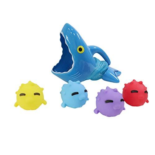 Toyvian 1 x badset voor babys, badspeelgoed voor peuters.