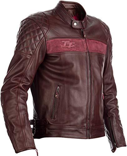 RST Brandish Motorcycle Leather Jacket - Chaqueta de piel para moto