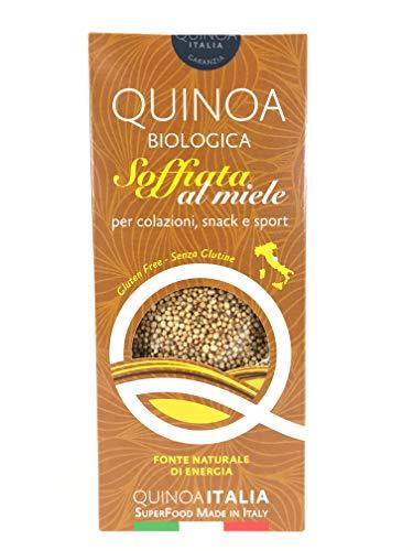 Quinoa Italia Soffiata al Miele Biologica - 150 g