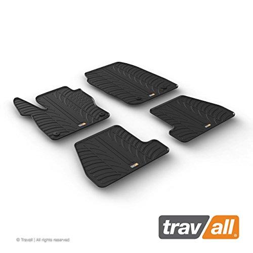 Travall Mats Gummifußmatten TRM1256 – Allwettermatten nach Maß Fussmatten Set