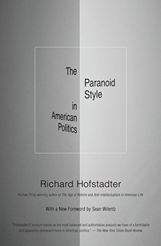 Download The Paranoid Style in American Politics 0307388441