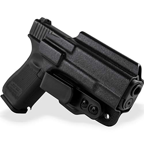 Recon Ambi Kydex IWB Holster Compatible with Glock (G43X MOS / G43X / G43)