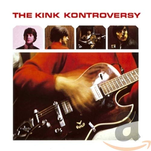 Kinks,the: The Kink Kontroversy (Audio CD (Deluxe Edition))