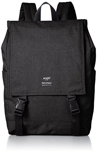 Anello backpack flap AT-H1151 BK black