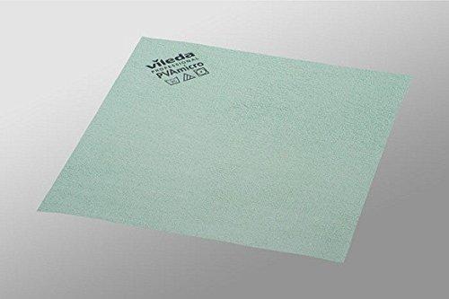 Vileda PVAMG PVA Micro-Tuch, grün (5 Stück)
