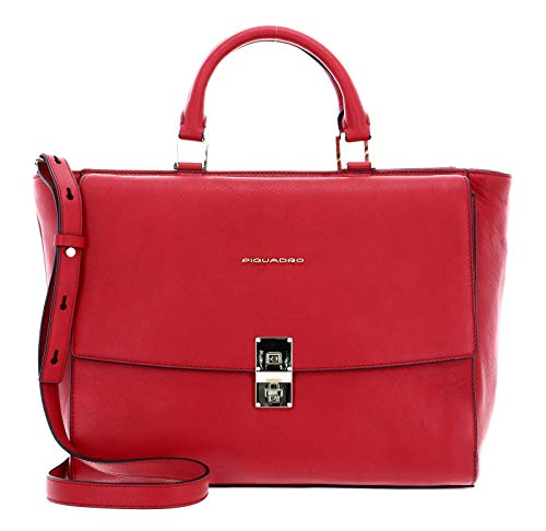 Piquadro W Dafne Laptoptasche 41 cm red