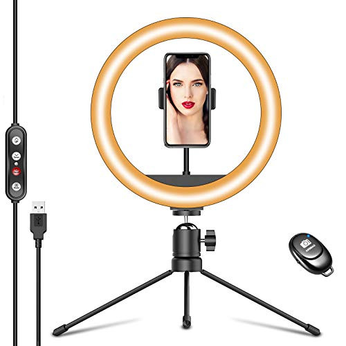 70% off Selfie Ring Light with Tripod Stand Use Promo Code: 704C84CC There is a quantity limit of 1 2