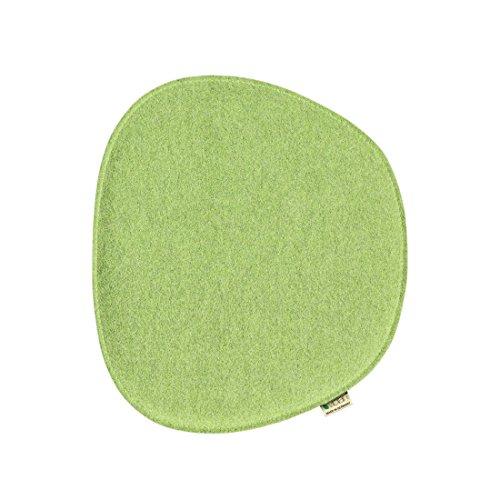 Violan Sitzkissen Eames Side Chair, Lime