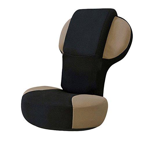 HTZ Fauteuil Lounger Chaise Chaise Pliante Unique + (Couleur : Brown)
