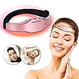 massaggiatore capo elettrico,massaggiatore strumento di sonno,elettrica strumento di sonno,massaggio alla testa migliorare insonnia aiuto per dormire alleviare il mal di testa apparecchio rilassante