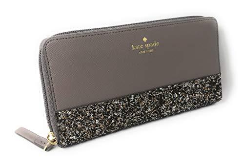 Kate Spade New York Neda Greta Court Leather Zip Around Continental Wallet...