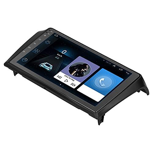 SHYEKYO Navegación GPS de 9 Pulgadas para camión, 1080P, GPS para camión, Adaptado para Mazda 3 Axela 2004-2009, Compatible con Google Online Map y Entrada de Marcha atrás(2 + 32G)