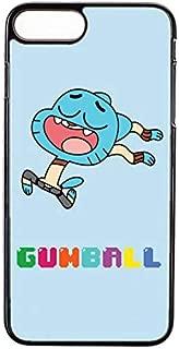1 piece original cartoon The Amazing World of Gumball cover case For iPhone 4 4s 5 5s 5c SE 6 6s plus 7 7plus 8 8plus X phone case