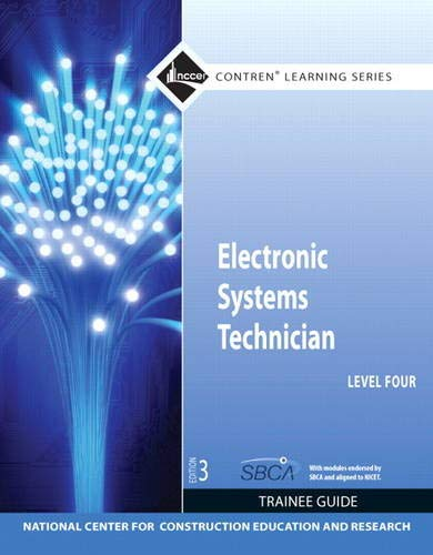 Electronic Systems Technician Level 4 Trainee Guide, Paperback