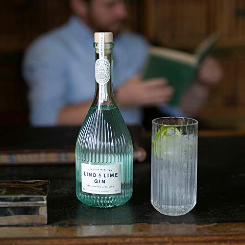 Lind & Lime Gin - Nachhaltiger Gin aus Schottland, 1 x 0.7 l, 44%vol - 6