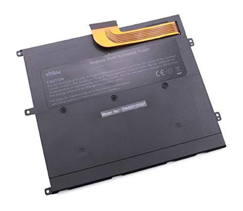 vhbw Battery 2700mAh (11.1V) for Notebook Laptop Dell Vostro V13, V130 replaces 0449TX, 0NTG4J, 0PRW6G, 312-8479, CN-0449TX, PRW6G, T1G6P.