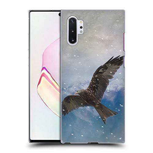 Head Hülle Designs Offizielle Simone Gatterwe Fliegender Adler Tiere Harte Rueckseiten Handyhülle Hülle Huelle kompatibel mit Samsung Galaxy Note10+