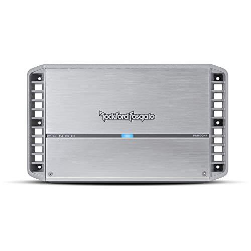 Rockford Fosgate PM600X 4600Watt 4canales Amplificador