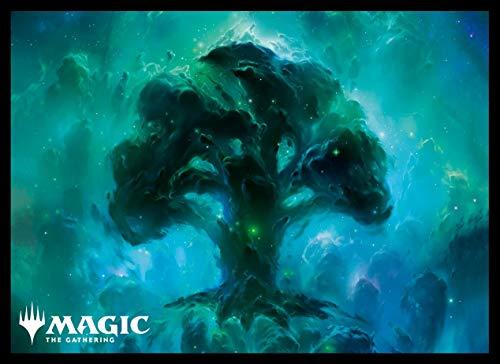 エンスカイ マジック:ザ・ギャザリング プレイヤーズカードスリーブ ニクス土地《森》 (MTGS-155)