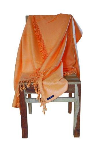 Posh Gear Pizzoni Manta 127 cm x 195 cm Naranja