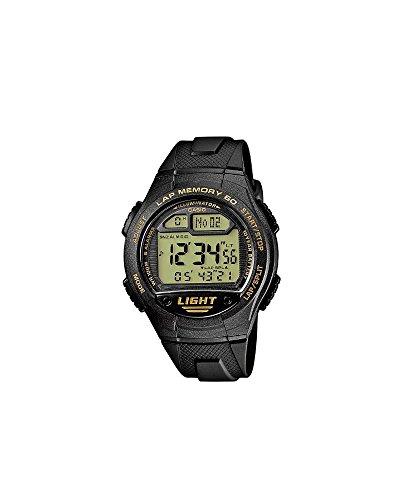 Casio Collection Gents Reloj Alarma Sport W-734–9AVEF