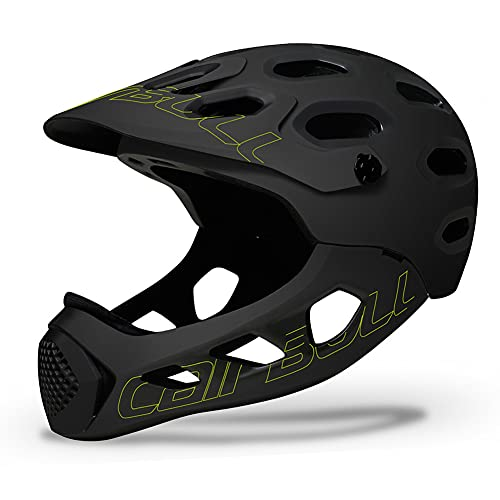 Adult Bike Helmet, Mountain Cross-country Bicycle, Mtb & Road Bmx Bicycle Motorcycle Helmet, Extremely Sports Safety Helmet, Lightweight and Adjustable Cycling Helmet